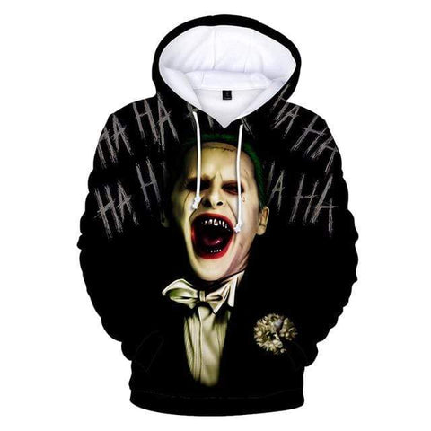 Boutique Joker Sweat 8 / XXL Sweat Joker <br> Tenue Croc Mort Joker
