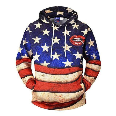 Boutique Joker Sweat Beige / XXL Sweat Joker <br> Street USA Joker
