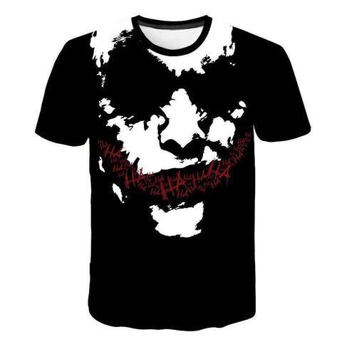 Boutique Joker T-shirt 1 / M T-shirt Joker <br> La Bouche Cousue Joker