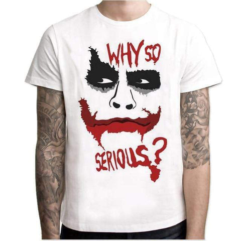 Boutique Joker T-shirt 311 / L T-shirt Joker <br> Smiley Joker