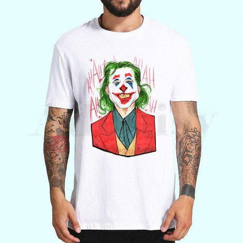 Boutique Joker T-shirt H / 4XL / China T-shirt Joker <br> Euphorie Joker
