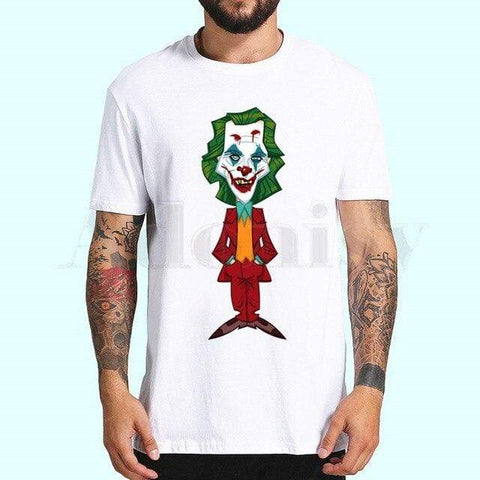 Boutique Joker T-shirt Q / 4XL / China T-shirt Joker <br> Cartoon Joker