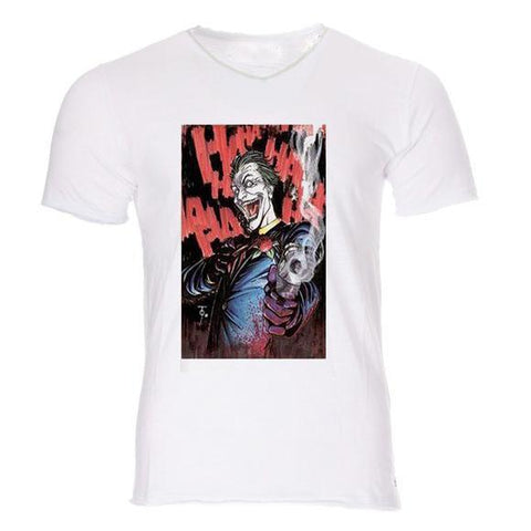 Boutique Joker T-shirt T-shirt Joker <br> Dessin Comics Joker