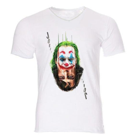 Boutique Joker T-shirt T-shirt Joker <br> Face to Face Joker