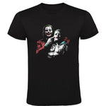 Boutique Joker T-shirt T-shirt Joker <br> Leto vs Joaquin Joker