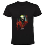 T-shirt Joker <br> Noir