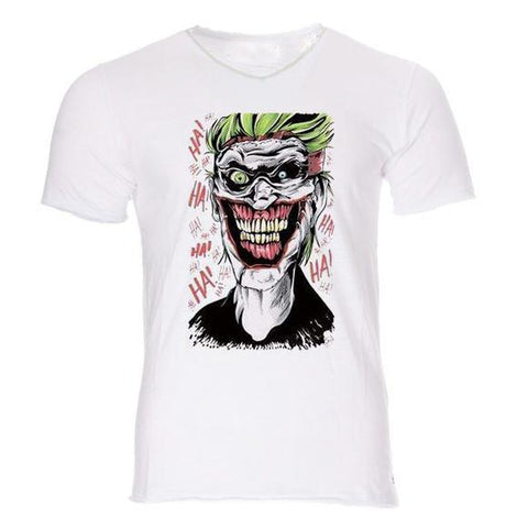 Boutique Joker T-shirt T-shirt Joker <br> Rire de Comics Joker