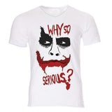 Boutique Joker T-shirt T-shirt Joker <br> Smiley Joker