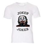 Boutique Joker T-shirt T-shirt Joker <br> Sourire de Clown Joker