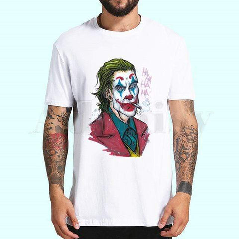 Boutique Joker T-shirt XL T-shirt Joker <br> Cigarette Joker