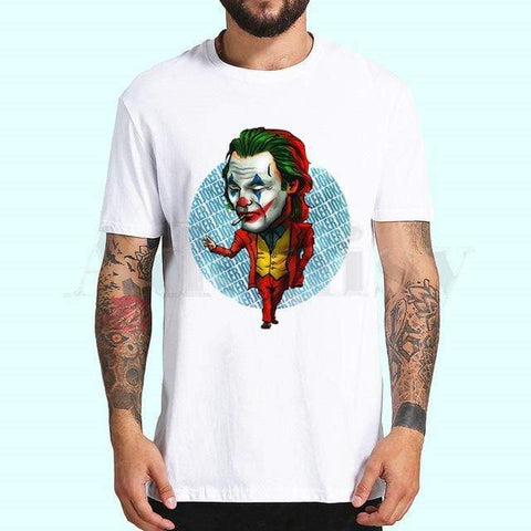 Boutique Joker T-shirt XXXL T-shirt Joker <br> Smoke Joker
