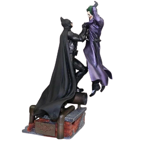 Batman VS Joker Statue figurine pas cher