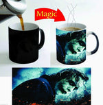 Suicide-Joker Black / Foam Packing Mug Joker <br> Le Meurtrier de Gotham Joker