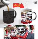 Suicide-Joker Mug <br> Le Couple Charnel Joker
