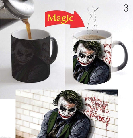 Suicide-Joker Mug Joker <br> Citation De Film Joker