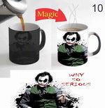 "Suicide-Joker Mug Joker <br> ""Why so serious"" Joker"