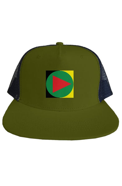 Play Hat (green)