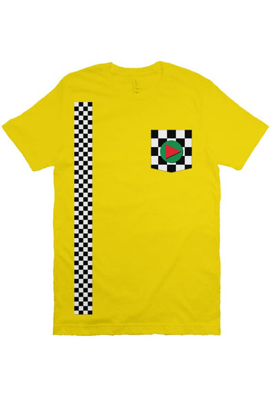 Play T Shirt (Racer)