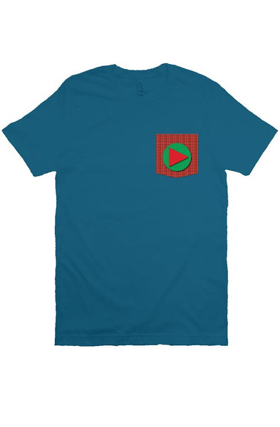 Play T Shirt (Blue)