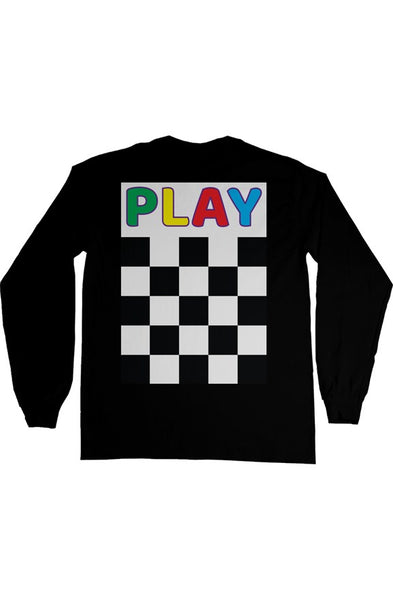 Play Long Sleeve T