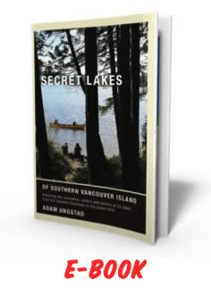 Secret Lakes of Southern Vancouver Island Guidebook  (eBook)