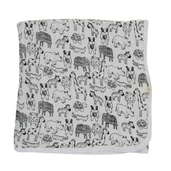 Jungle Jive Organic Muslin Wrap