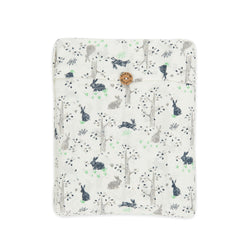 Organic Cotton - Baby Fitted Sheet Set -  Garden Helper