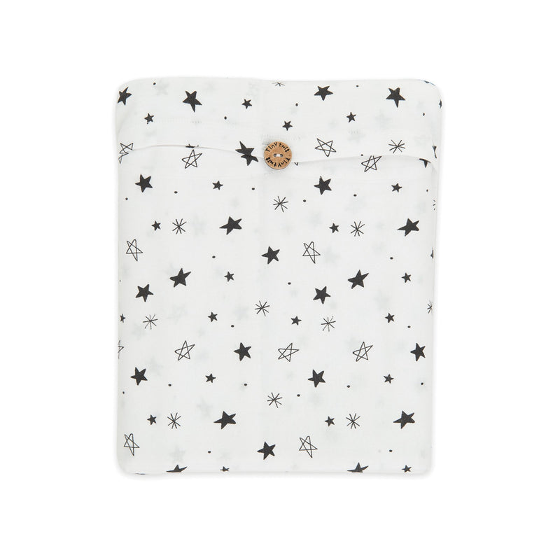 Organic Cotton - Baby Fitted Sheet Set - Intergalactic