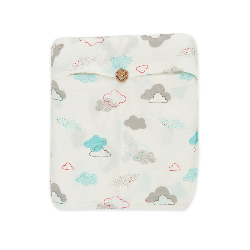 Organic Cotton - Baby Fitted Sheet Set - Home School