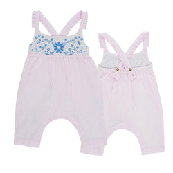 Organic Cotton Baby girls Roxanne Sun Suit