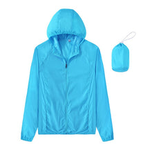 Load image into Gallery viewer, Men&Women Quick Dry Skin Jackets Waterproof Anti-UV Coats Outdoor Sports Brand Clothing Camping Hiking Male&Female Jacket