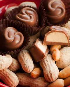 Peanut Butter Filled Milk Chocolate