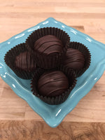Load image into Gallery viewer, Good Karma Keto-Friendly Vegan Truffles Low Net Carb Chocolates