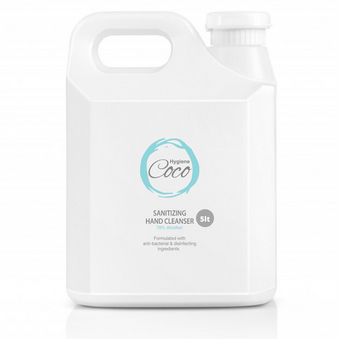 [Multi Purpose] Coco Hygiene Cleanser - 5lt