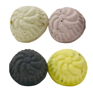 CUPCAKE BATH BOMB SET OF 4