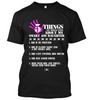 5 Things to know about my daughter, Theme T-Shirt (Best Seller)