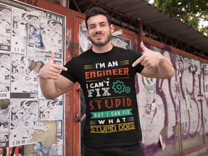 Passionate Engineer, T-Shirt