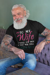Love For Wife, T-Shirt