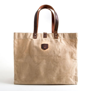 "Allround canvas tas ""Escapade"" - Happiness in Little Things"