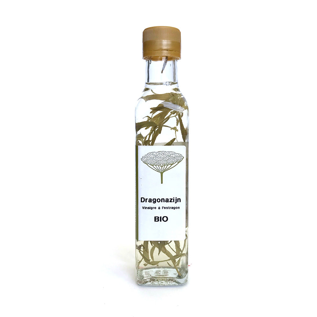 Bio dragonazijn 250ml - HALT - Happiness in Little Things - Knokke