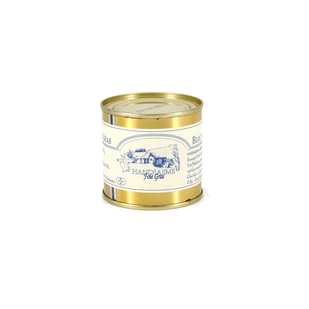 Foie Gras Handsaeme 100g - Happiness in Little Things