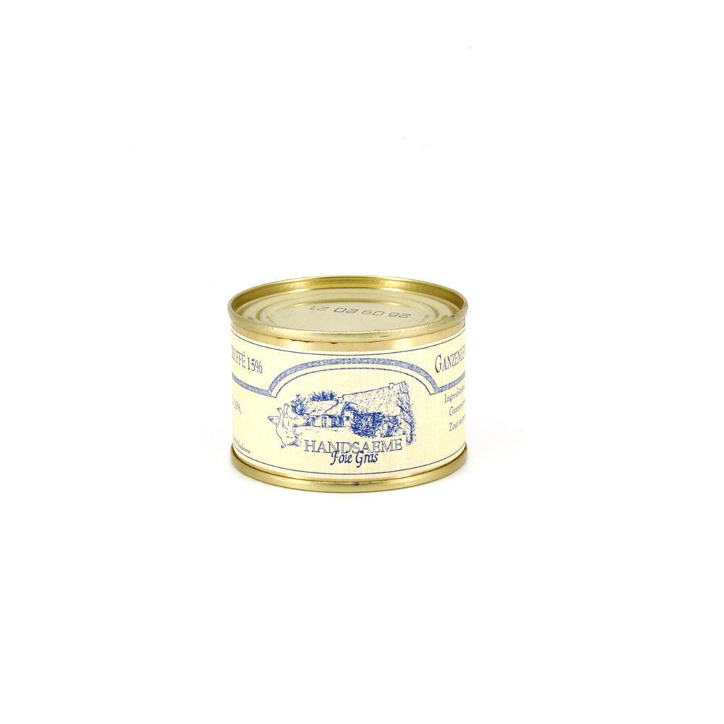 Foie Gras met Truffel Handsaeme 65g - Happiness in Little Things