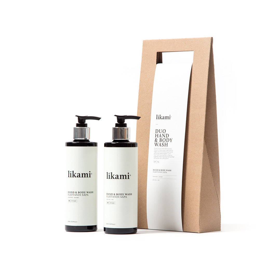 Likami duo hand & body wash - HALT - Happiness in Little Things - Knokke