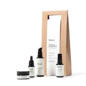 Likami facial care kit - HALT - Happiness in Little Things - Knokke