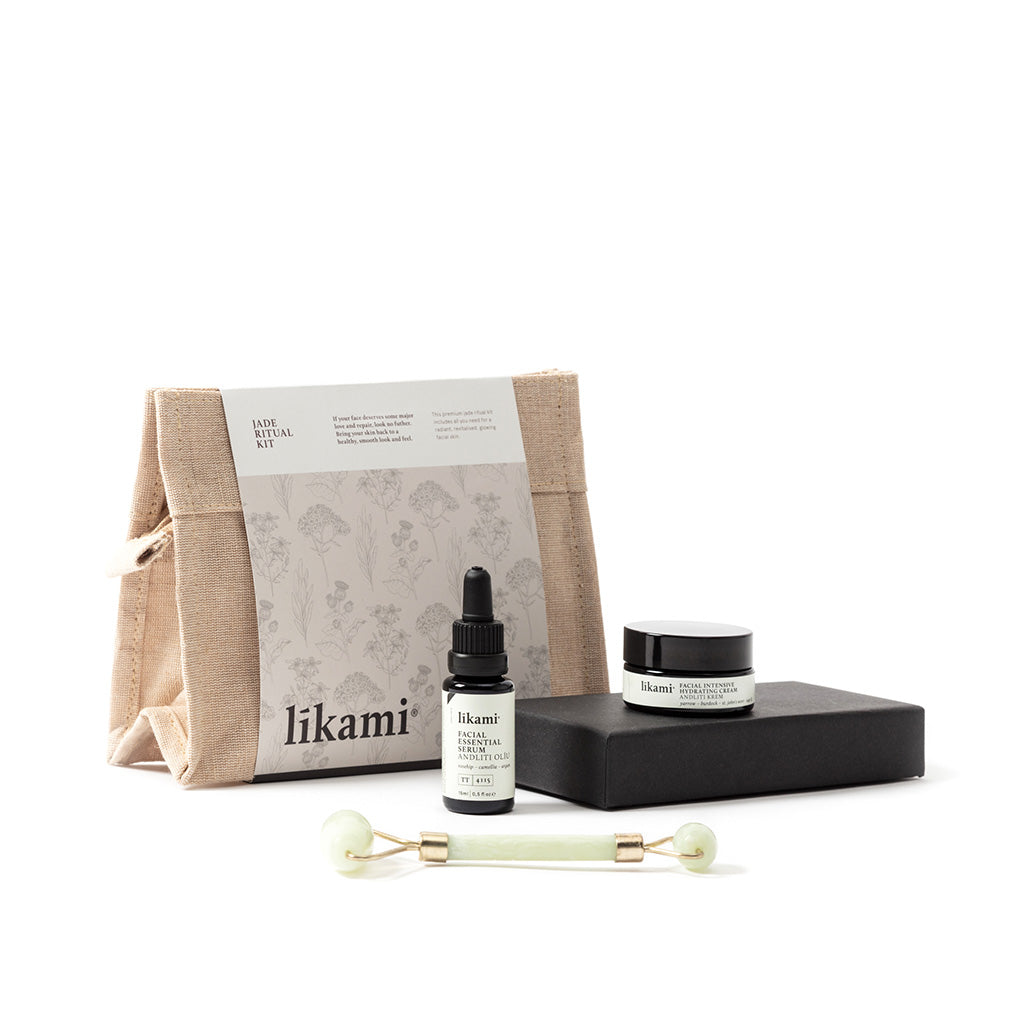 Likami jade ritual kit - HALT - Happiness in Little Things - Knokke