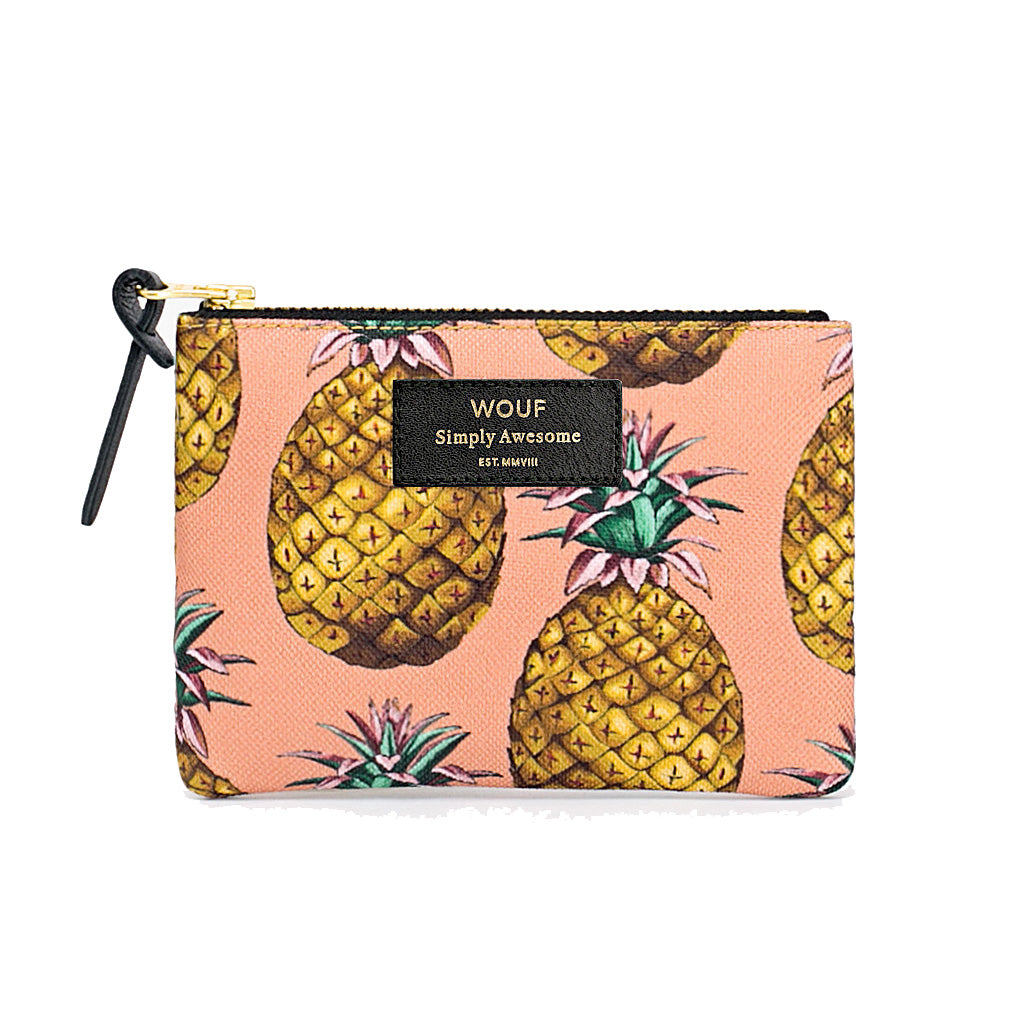 Tasje ananas by WOUF - HALT - Happiness in Little Things - Knokke