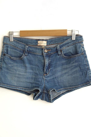 Short azul denim