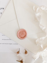 Load image into Gallery viewer, Adhesive Peony Wax Seal