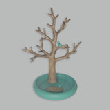 Resin-Antler-Tree-Jewelry-Holder