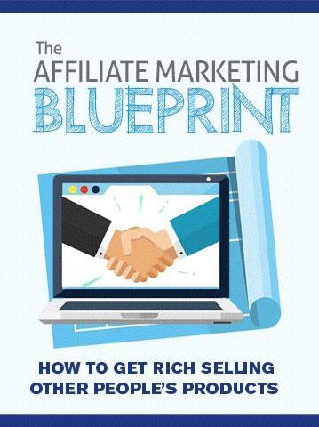 THE AFFILIATE MARKETING BLUEPRINT SideHustle Shark